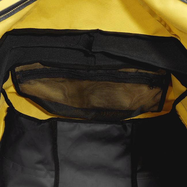 Trekking Transport Bag Extend 80 to 120 Litre - yellow