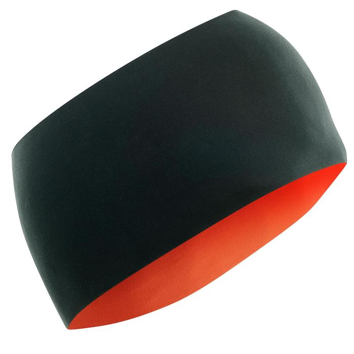 Stirnband Langlauf XC S 500 Erwachsene schwarz