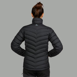 Trek 900 Women's Mountain Trekking Down Jacket - Black