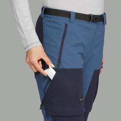 Women's Convertible mountain trekking trousers