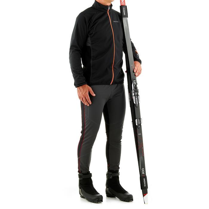 Casaco de Ski de Fundo XC S JKT 900 Homem Preto