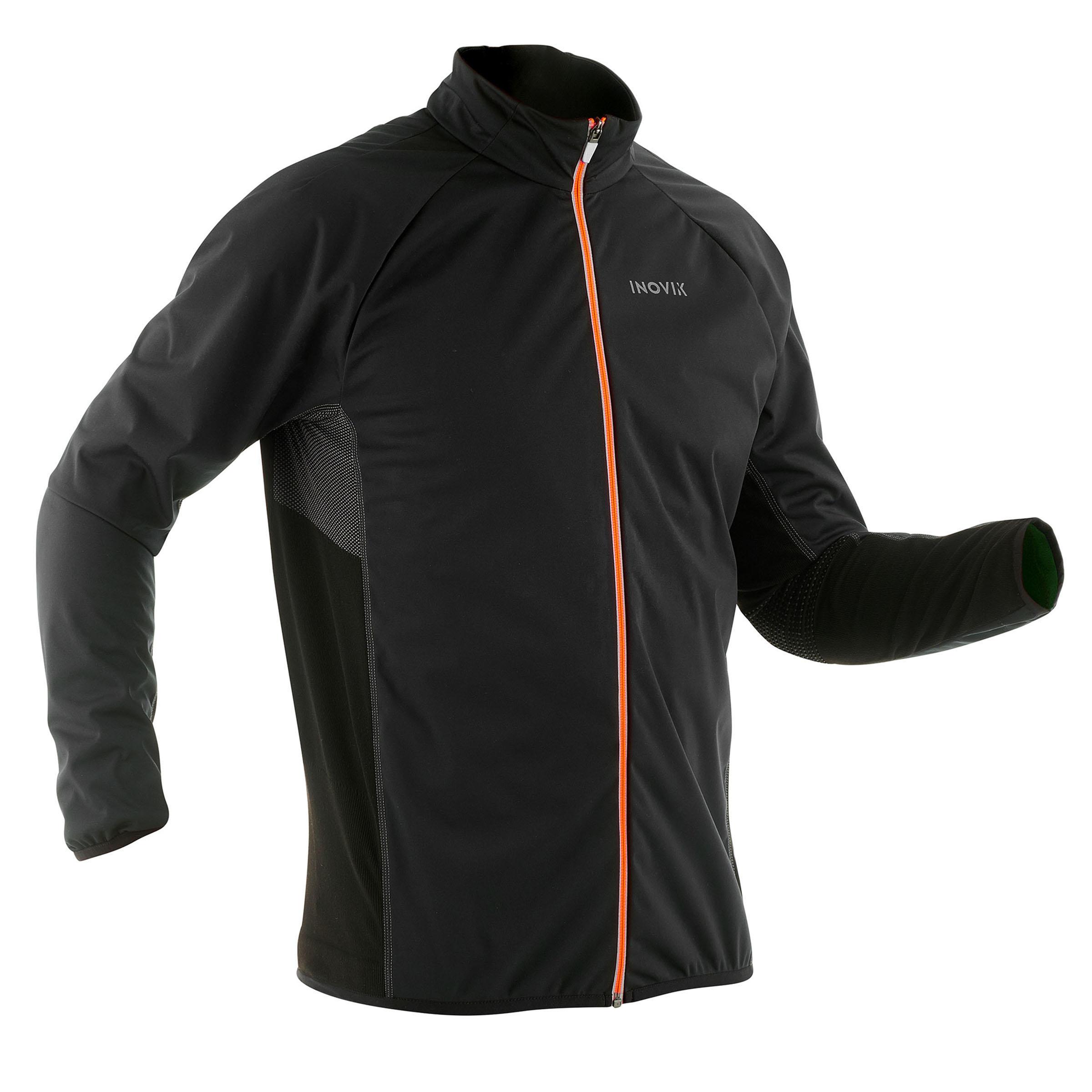 Langlaufjacke XC S Jacket 900 Herren schwarz | Sportbekleidung > Sportjacken > Laufjacken | Inovik