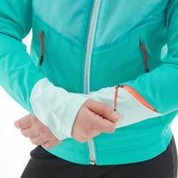 Xc s 550 Girls' Warm Cross-Country Ski Jacket - Blue