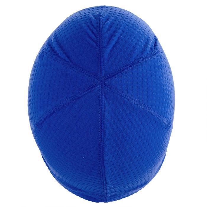 Bonnet de ski de fond junior bleu XC S BEANIE 500