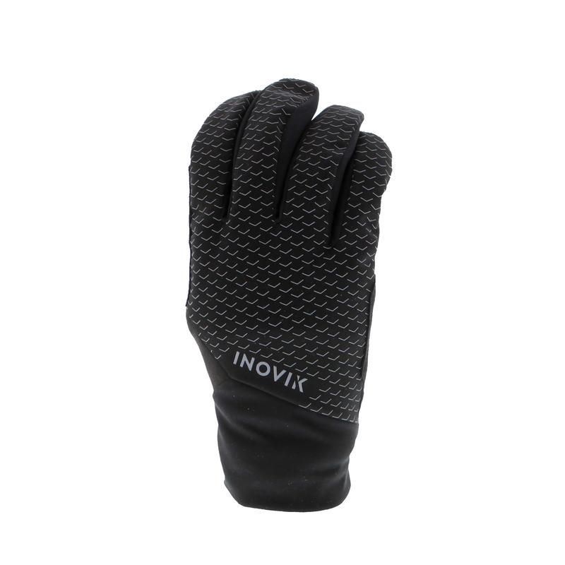 Kids' Cross-Country Ski Warm Gloves XC S 100 - Black