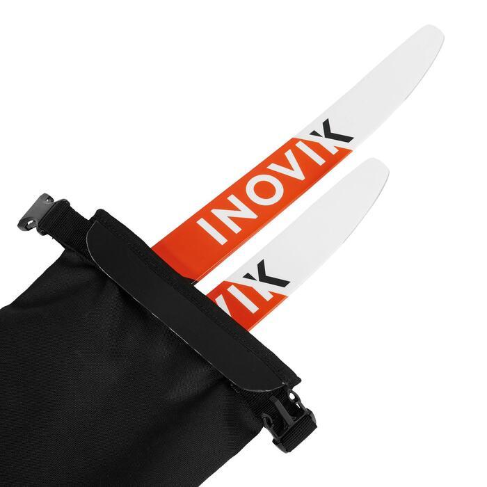 Housse de ski de fond junior noir XC S COVER 150