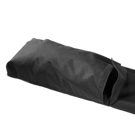 """Junioru distanču slēpju pārvalks """"150"""", melns"""