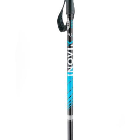 100 Junior Cross-Country Ski Blue POLES 100