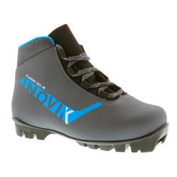 Botas de esquí de fondo clásico júnior XC S BOOTS 130 gris