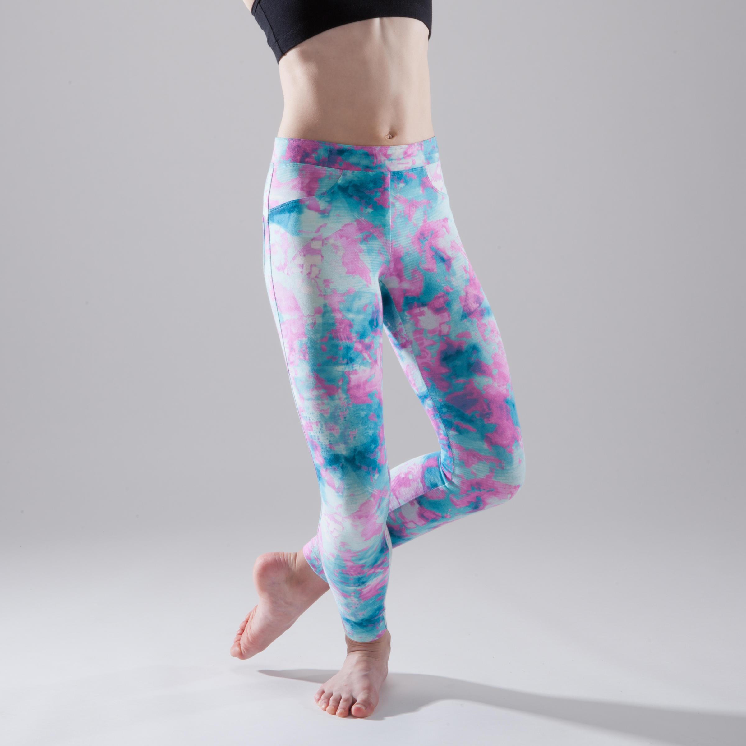 Girls' Dance Leggings - Print