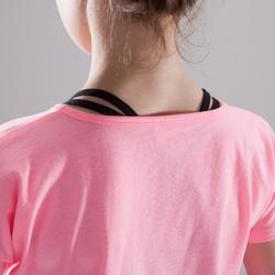 Dance-Shirt Kinder blau