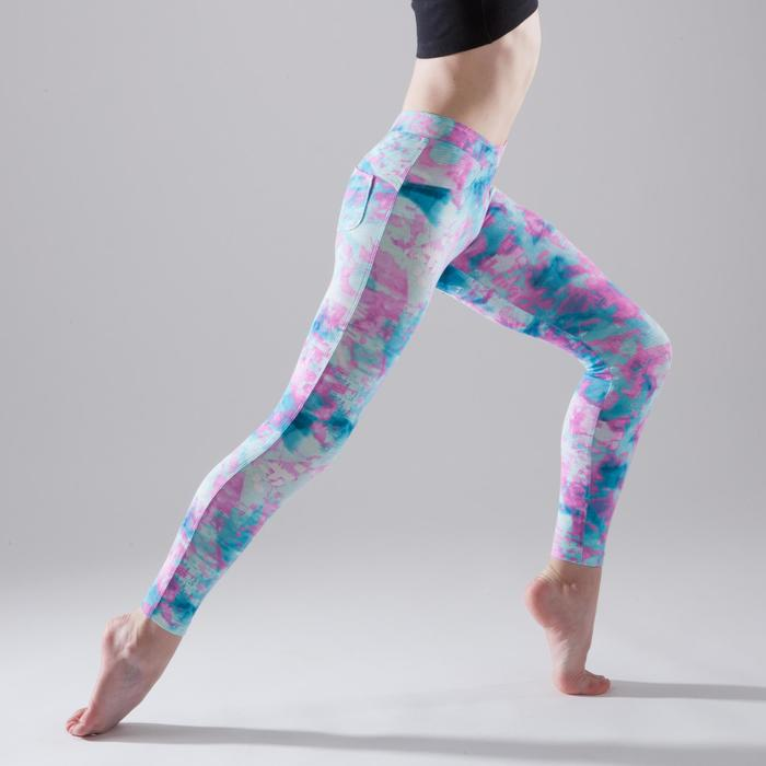 Legging imprimé danse fille - 1507275