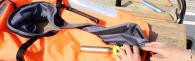 Gilet de sauvetage gonflable kit de rearmement
