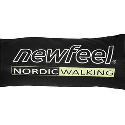 Tasche Nordic Walkingstöcke BCLUB schwarz