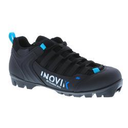 Schuhe Rollerski klassisch XC S SR Boots Classic 500 Erwachsene schwarz