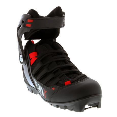 fréquent esthétique de luxe thésaurisation comme une denrée rare Chaussures de ski roues skating adulte XC SR BOOTS 500 noir