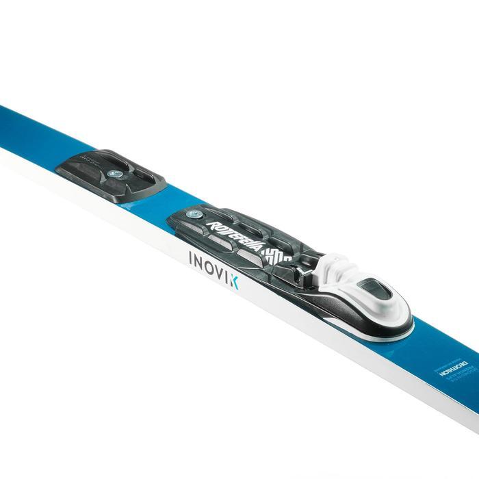Esquí de fondo clásico con escamas júnior XC S SKI 130