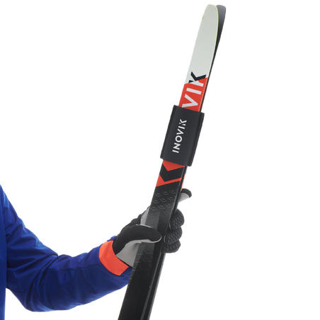 500 Cross-Country Ski Tie - Black