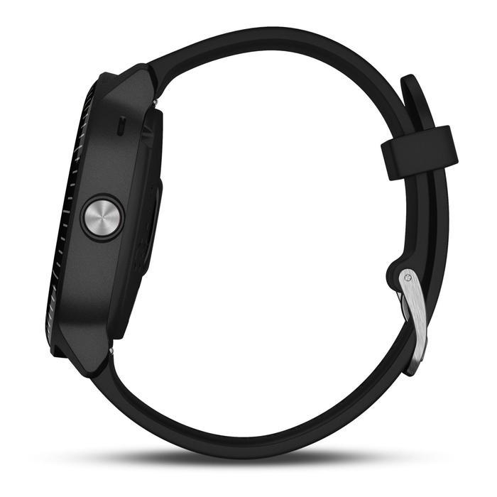Montre connectée avec cardio au poignet Vivoactive 3 Music noir - 1507492