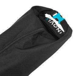 Tas voor langlaufski's volwassenen XC S Cover 500 zwart