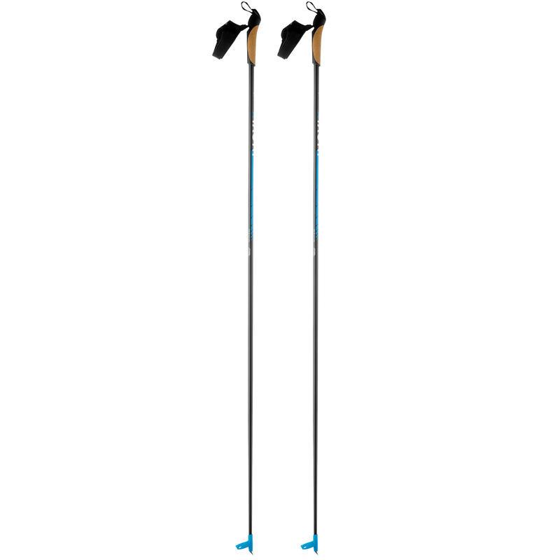 Bâtons de skis de fond adulte XC S PÔLE 530