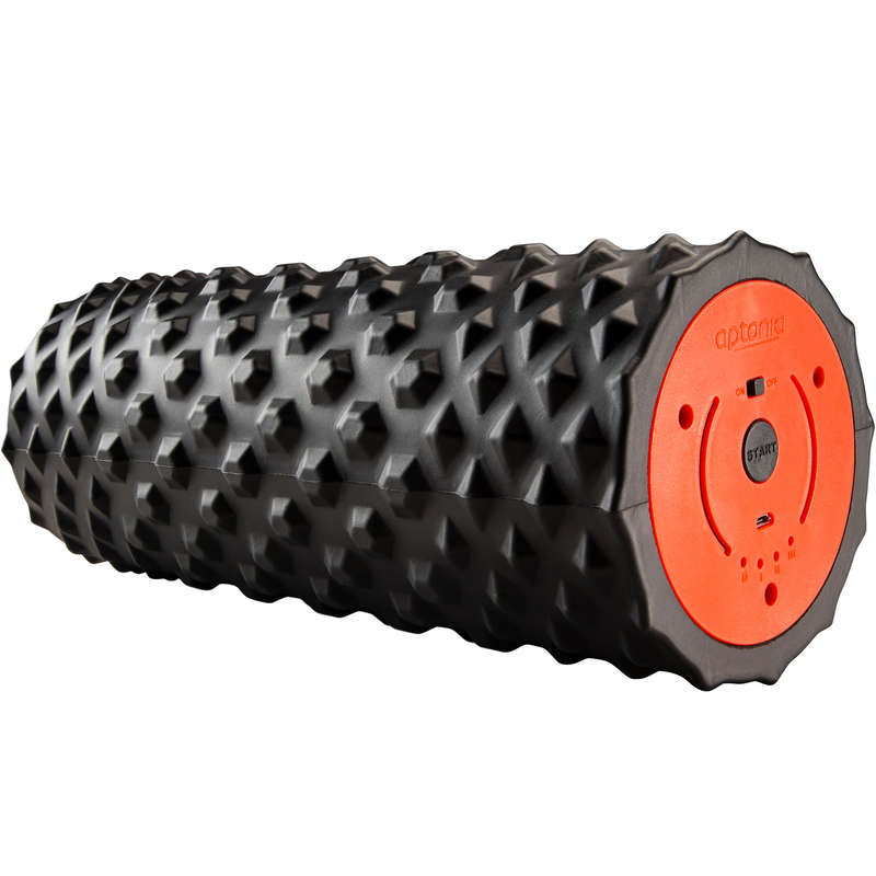 RECOVERY & PREPARATION ACCESSORIES Fitness and Gym - Vibrating massage roller 900 APTONIA - Fitness and Gym