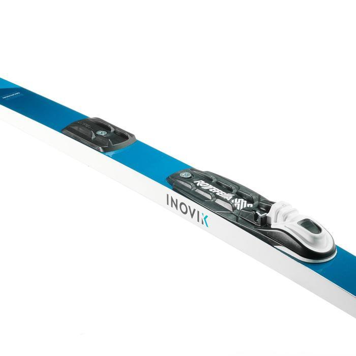 Ski de fond classique à écailles XC S SKI 150 ADULTE + Fixations Rottefella
