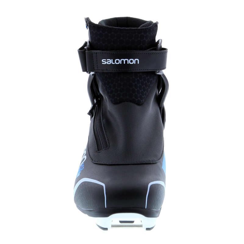 Felnőtt korcsolyázó stílusú felszerelés Sífutás, túrasí - Férfi sífutócipő XC S Salomon SALOMON - Sífutás