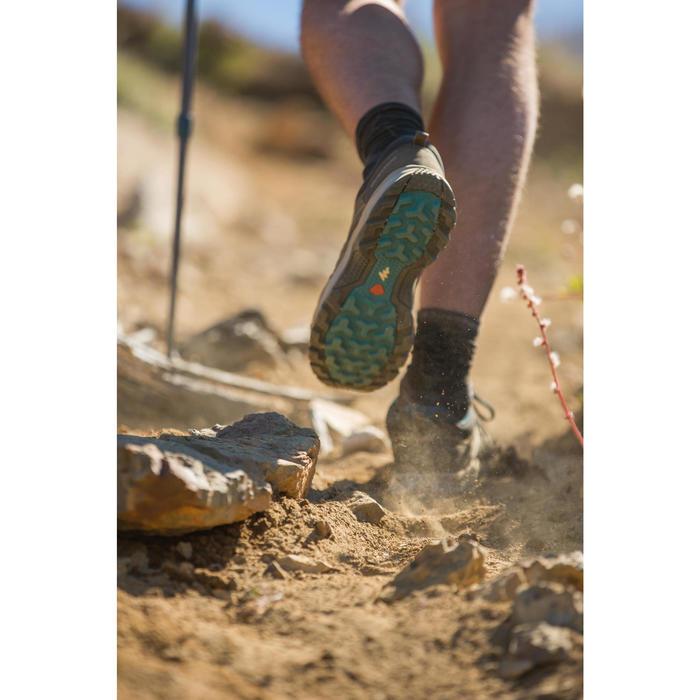 Chaussures de randonnée montagne homme MH100 - 1507678