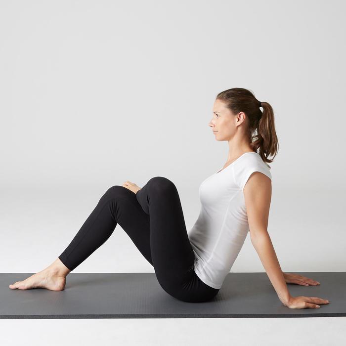 Legging FIT+ 500 slim Gym Stretching femme AOP - 1507735