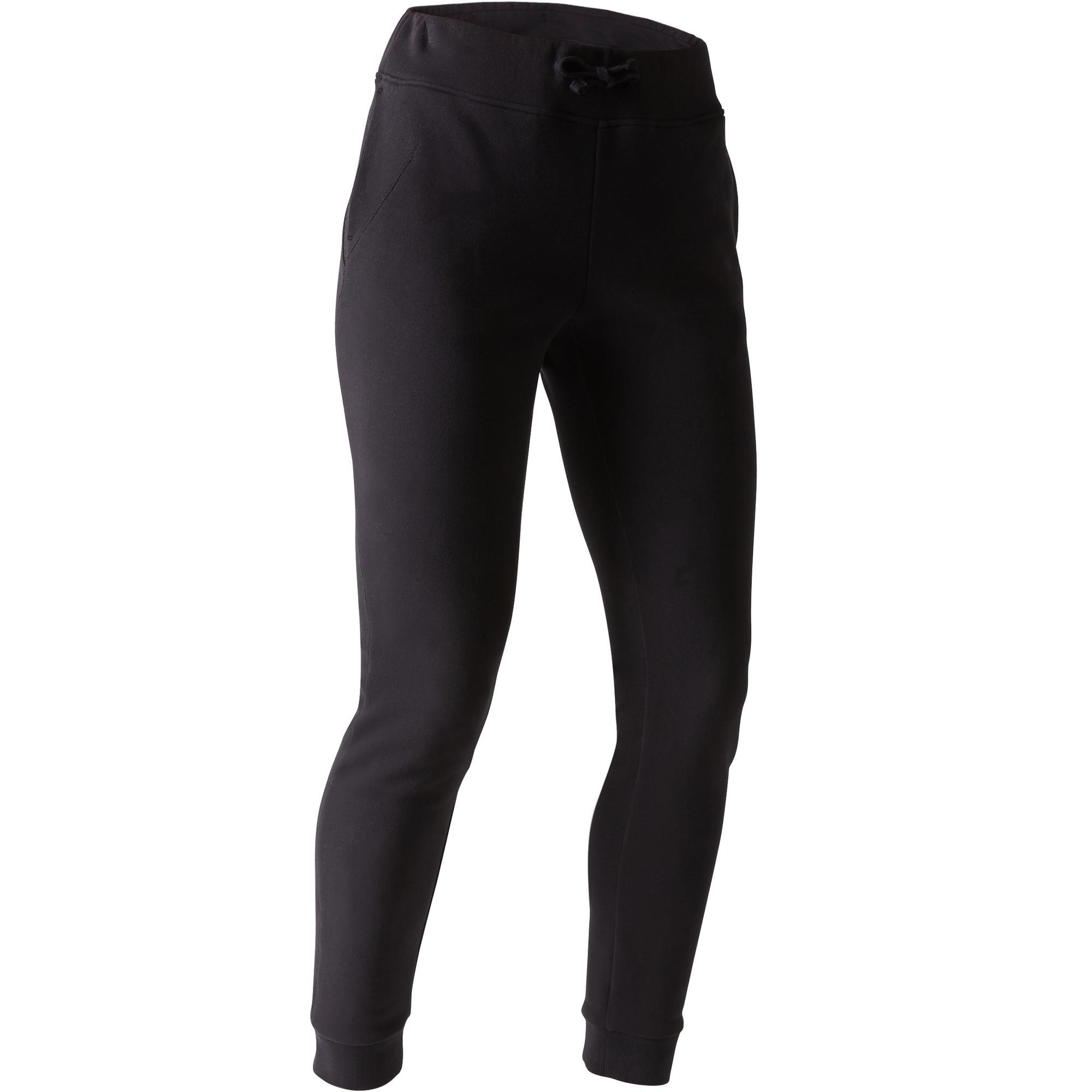 Vêtements Noir Femme Stretching 520 Gym Slim Pantalon odshQBtrCx