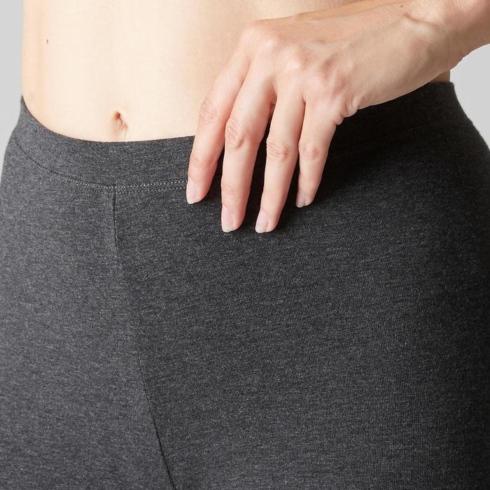 女款伸縮緊身褲100 - 深灰