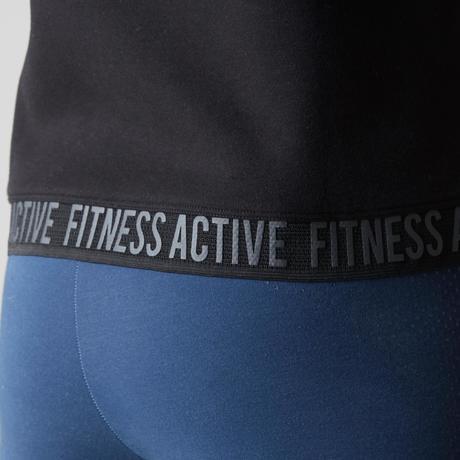 Veste 900 Gym Stretching femme noir. Previous. Next 584574cb1f5