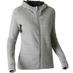 Free Move 540 Women's Stretching Hoody - Grey