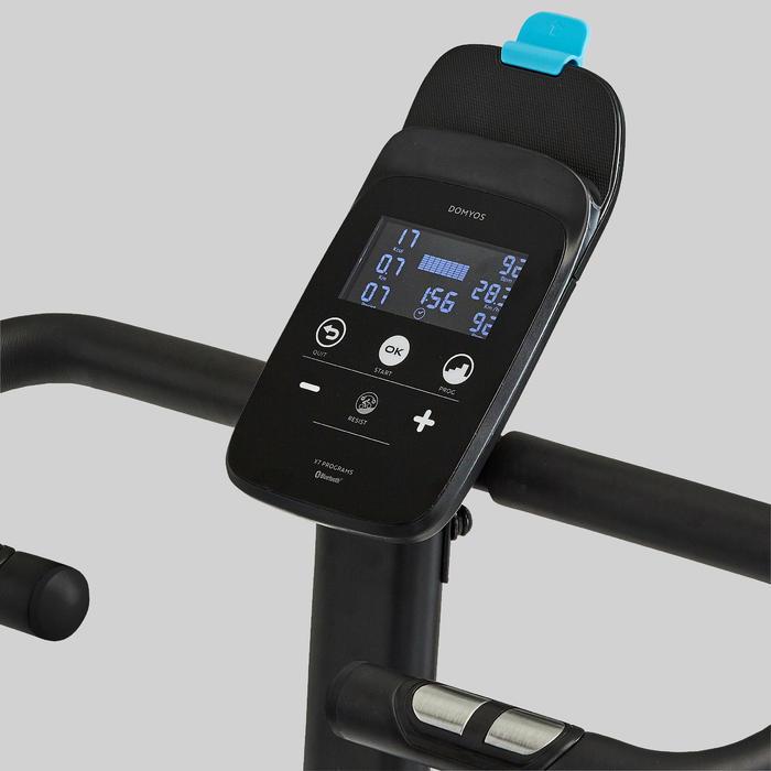 Heimtrainer Bike500 mit Eigenantrieb