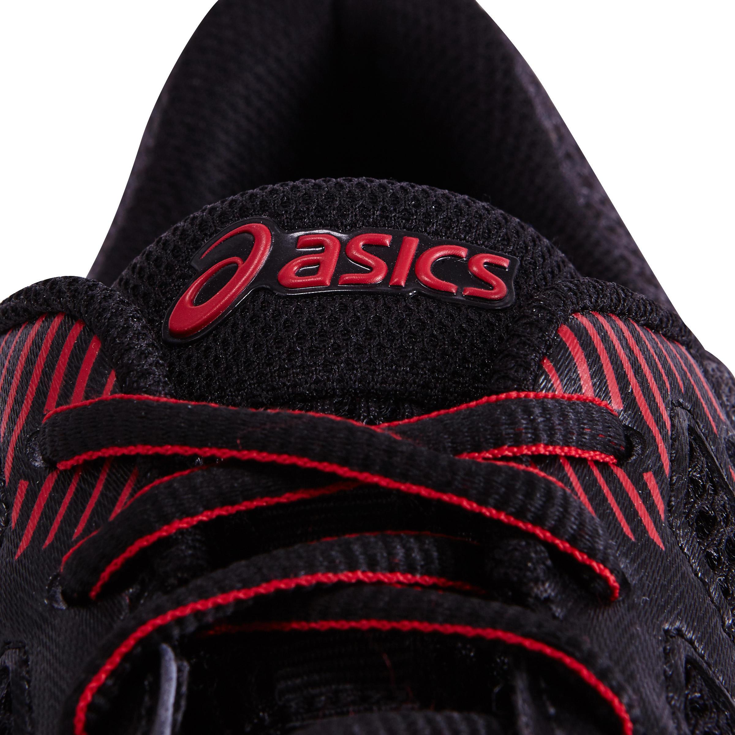 Gel Rouge Homme Windhawk Noir Chaussures Jogging TJF5ul1cK3