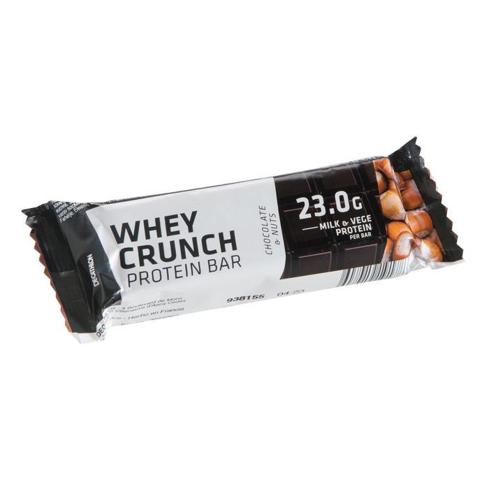 WHEY CRUNCH  PROTEIN BAR Chocolat-Noisettes - 1508352
