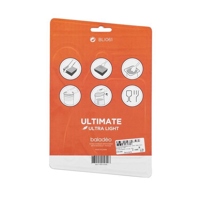 Licht opvouwbaar trekkingbestek Ultimate 5 functies 59 g
