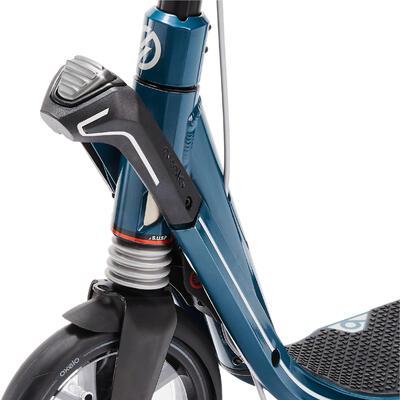 Самокат Town 9 EF V2 для дорослих - Синій/Зелений