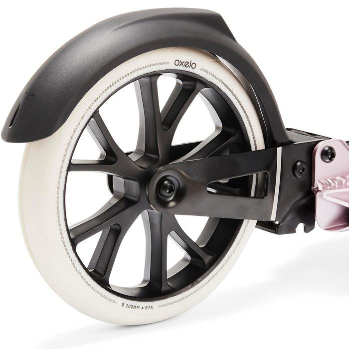 成人滑板車Town 9 EF V2 - 粉色/灰色