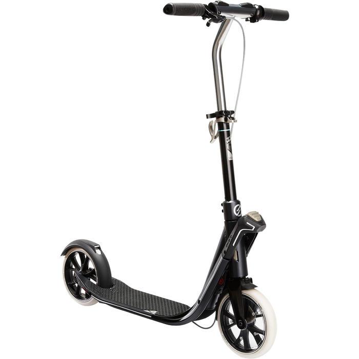 City-Roller Scooter Town 7 EF V2 Erwachsene blau/schwarz