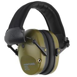 Casco Electrónico Caza Tiro Deportivo Numaxes Acoustic Verdes