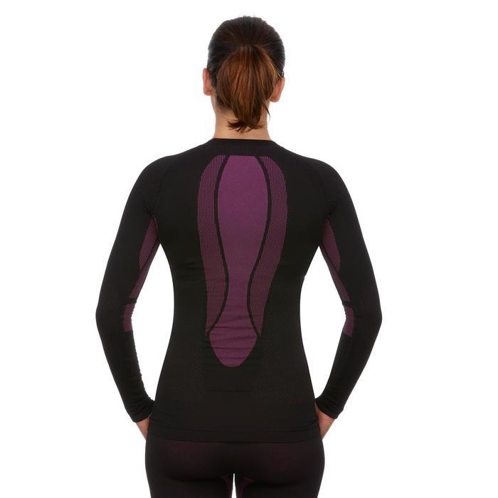 Women's Ski Base Layer Top BL 580 I-Soft - Black
