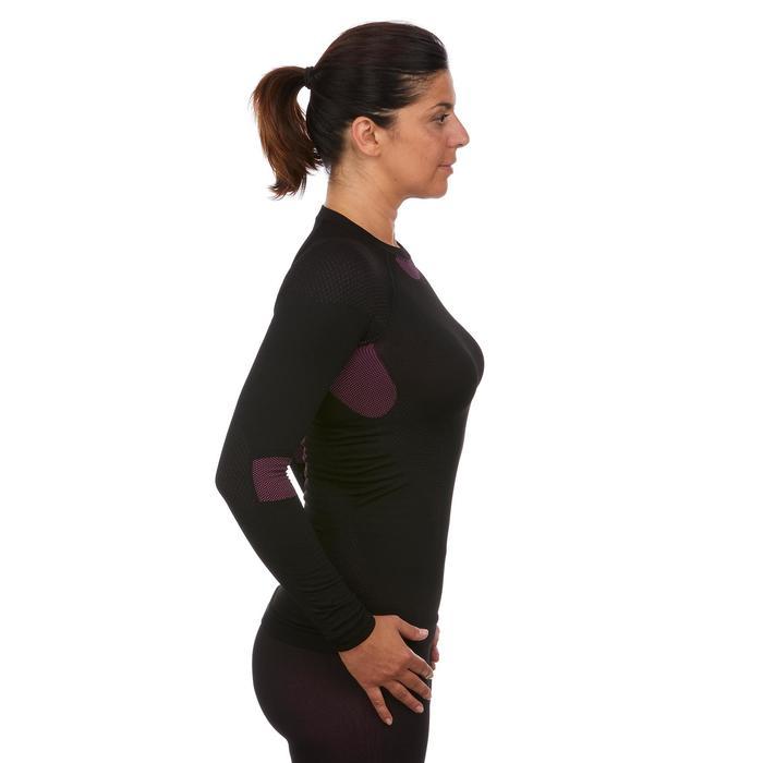 Skiunterhemd Funktionsshirt Damen i-Soft schwarz