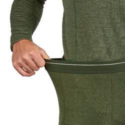 Skiunterwäsche Funktionsunterhose 500 Herren grün