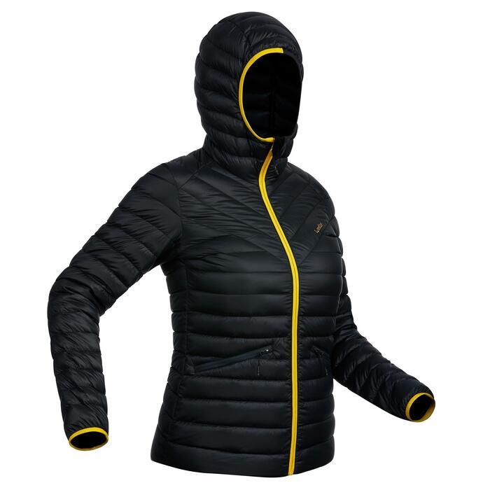 3 in 1 dames ski jas zwart 980