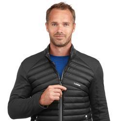 Herenmidlayer voor skiën 900 zwart