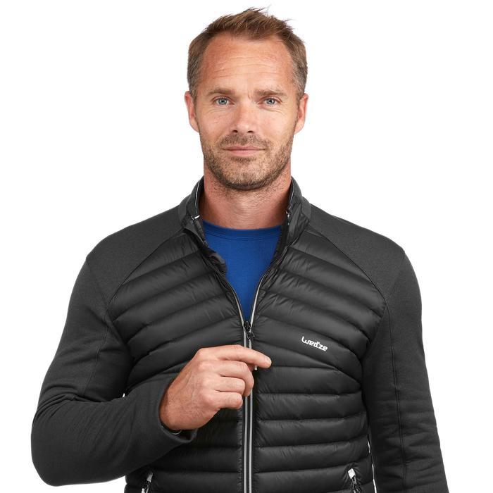 Sous-veste duvet de ski homme 900 Noire