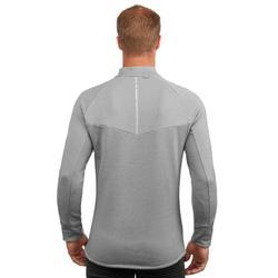 Skiondershirt voor heren MD 500 grijs
