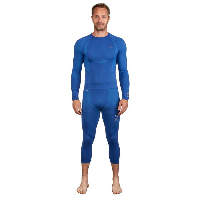Skiunterwäsche Funktionshose 900 Herren blau